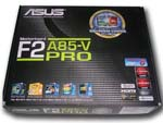 ASUS F2A85-V PRO Motherboard Review