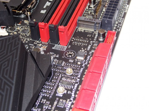 ASUS Rampage V Extreme Closer Look: The Board - Overclockers