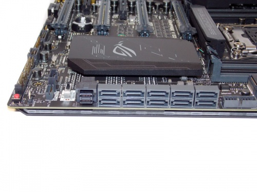 ASUS ROG Rampage V Edition 10 Review - Overclockers Club