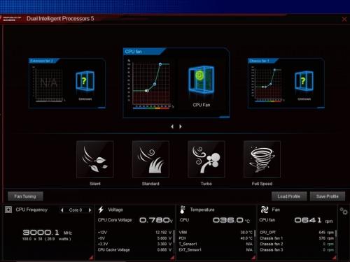 ASUS ROG Rampage V Edition 10 Closer Look: Programs