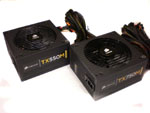 Corsair TX550M & TX750M Power Supply Review