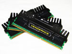 Corsair Vengeance 12GB DDR3 1600 Review