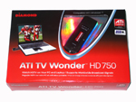 Diamond ATI TV Wonder 750 USB Review