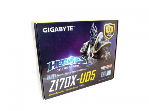 Gigabyte Z170X-UD5 Review - Overclockers Club