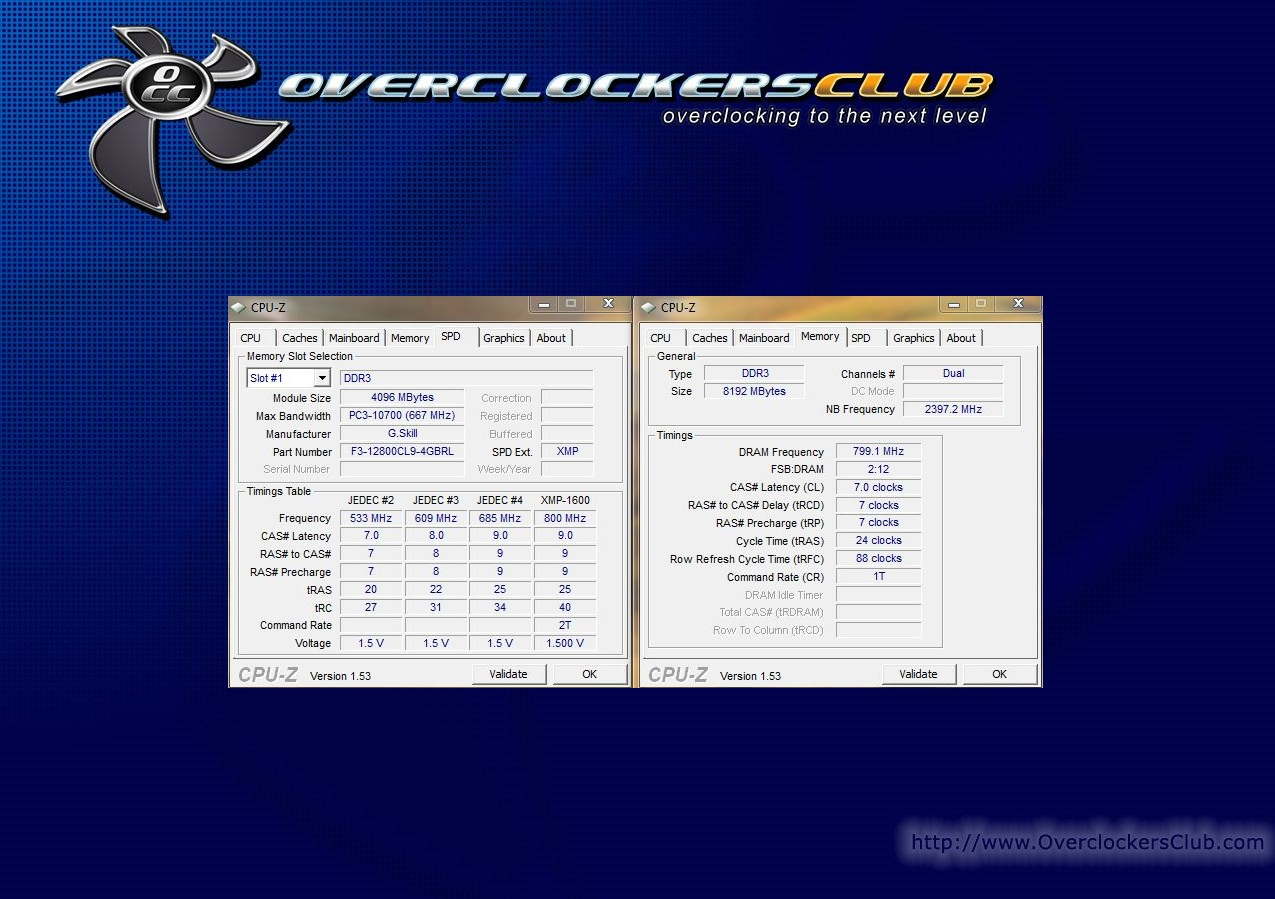 G Skill Ripjaws DDR3-1600 CL9 8GB Review » Page 3 - Testing: Setup
