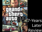 Grand Theft Auto IV 7-Years Later Review