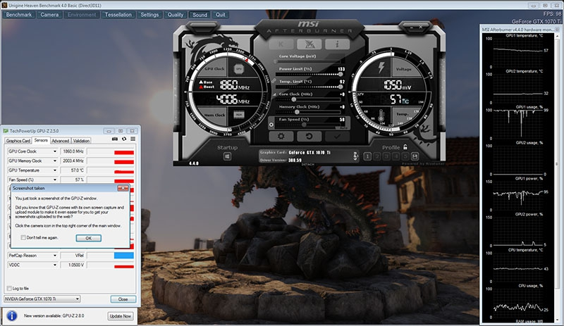 GTX 1070 Ti Overclocking Guide - Overclockers Club