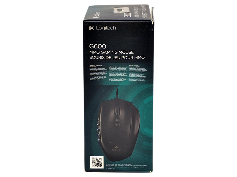 Logitech G600 MMO Gaming Mouse: Testing & Results
