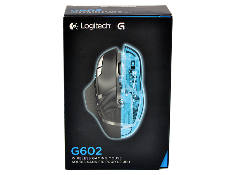 Logitech G602 Wireless Gaming Mouse Review » Page 2 - Logitech G602