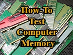 How To Test Memory Using MemTest86
