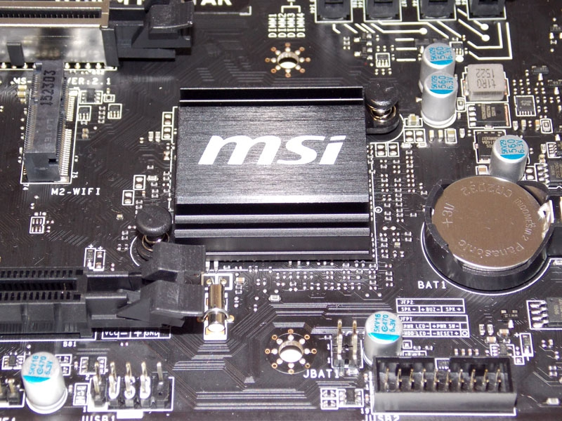 MSI B150M Mortar Review - Overclockers Club on