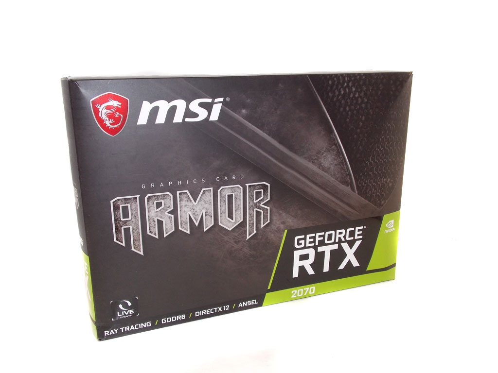 MSI GeForce RTX 2070 Armor 8G: Conclusion - Overclockers Club