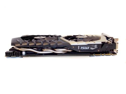 MSI GTX 1070 Ti Titanium 8G Review - Overclockers Club