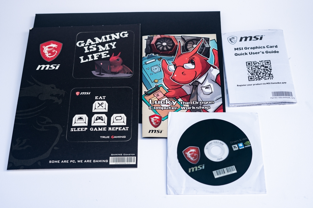 MSI GeForce GTX 1650 GAMING X 4G Review - Overclockers Club