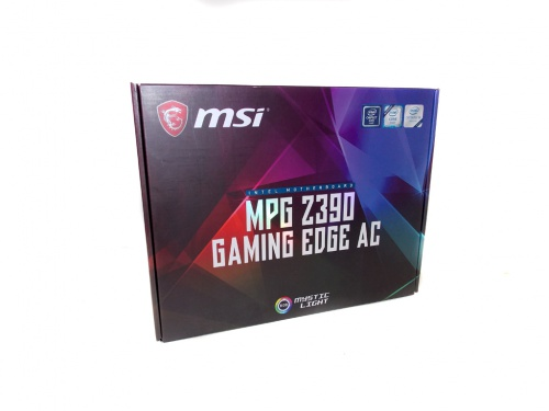 MSI MPG Z390 Gaming Edge AC Review - Overclockers Club