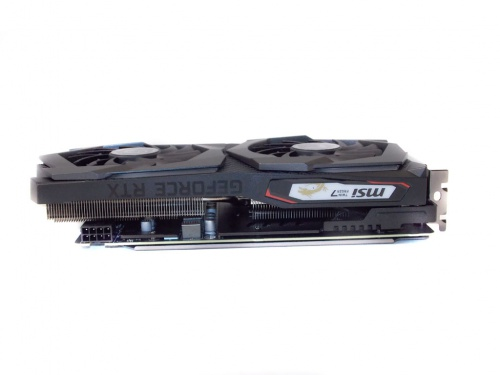 MSI RTX 2060 Gaming Z 6G Review - Overclockers Club