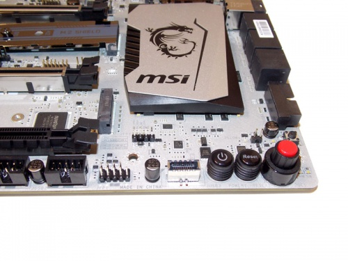 MSI X370 XPower Gaming Titanium Review - Overclockers Club