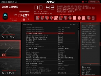 MSI Z87M Gaming Review - Overclockers Club