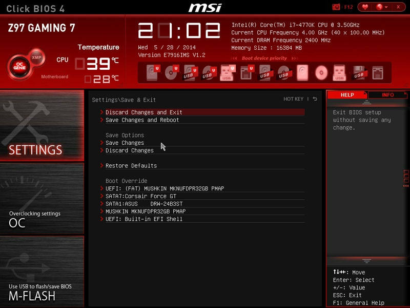 MSI Z97 Gaming 7 Review » Page 4 - MSI Z97 Gaming 7 Closer Look: The