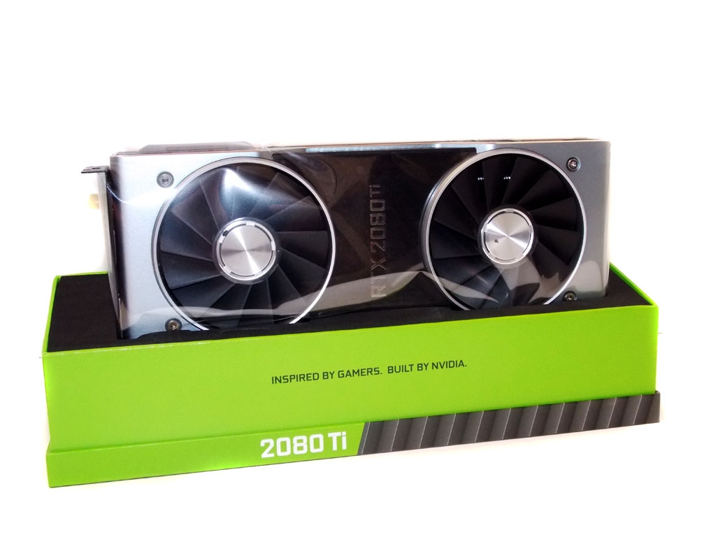 NVIDIA GeForce RTX 2080 Ti & RTX 2080 Founders Edition