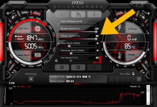 GTX 1080 Ti Overclocking Guide - Overclockers Club