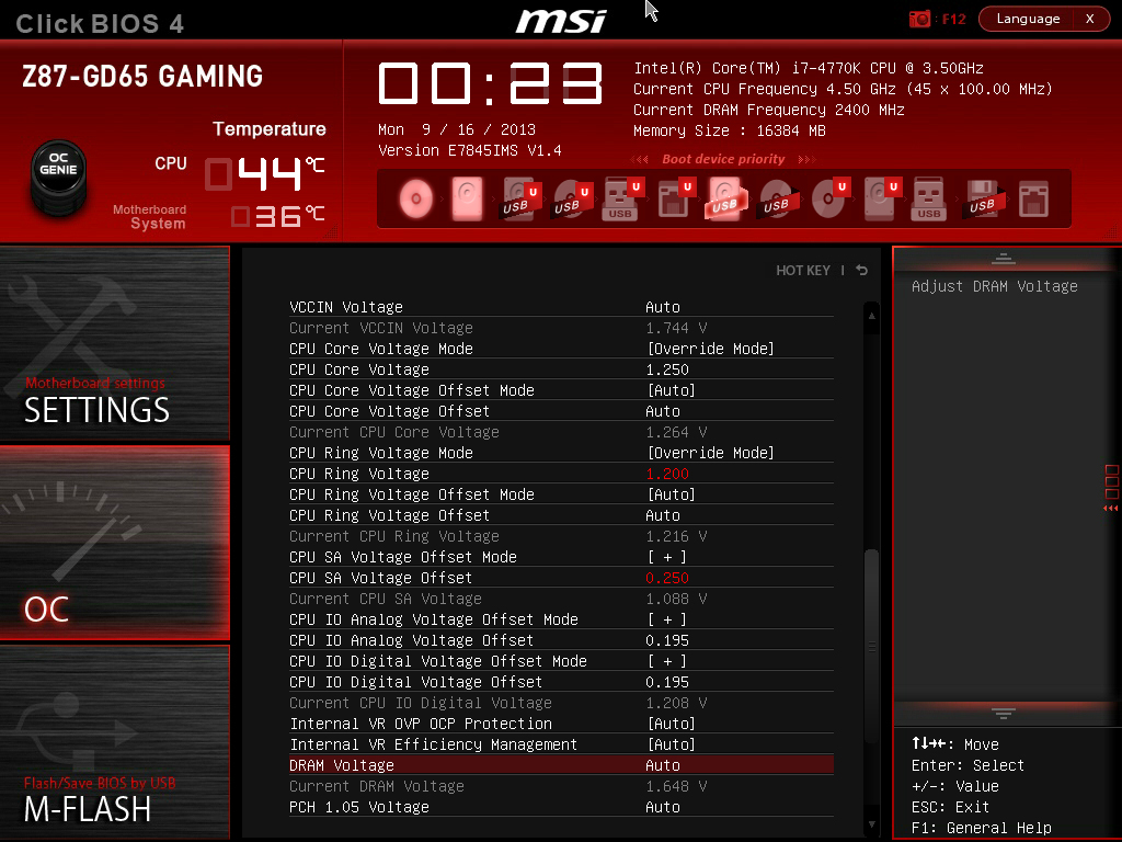 Haswell Overclocking And Power Management