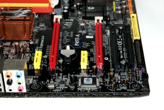 Closer Look (The Motherboard) - ECS P45T-A Review - Page 2