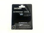 Patriot SuperSonic 64GB USB 3.0 Flash Drive Review