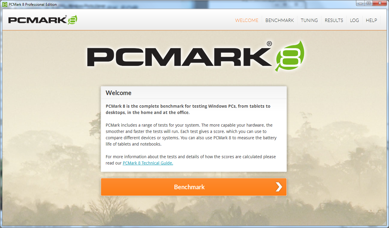 PCMark 8 Review - Overclockers Club