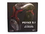 Psyko 5.1 PC Gaming Headset Review