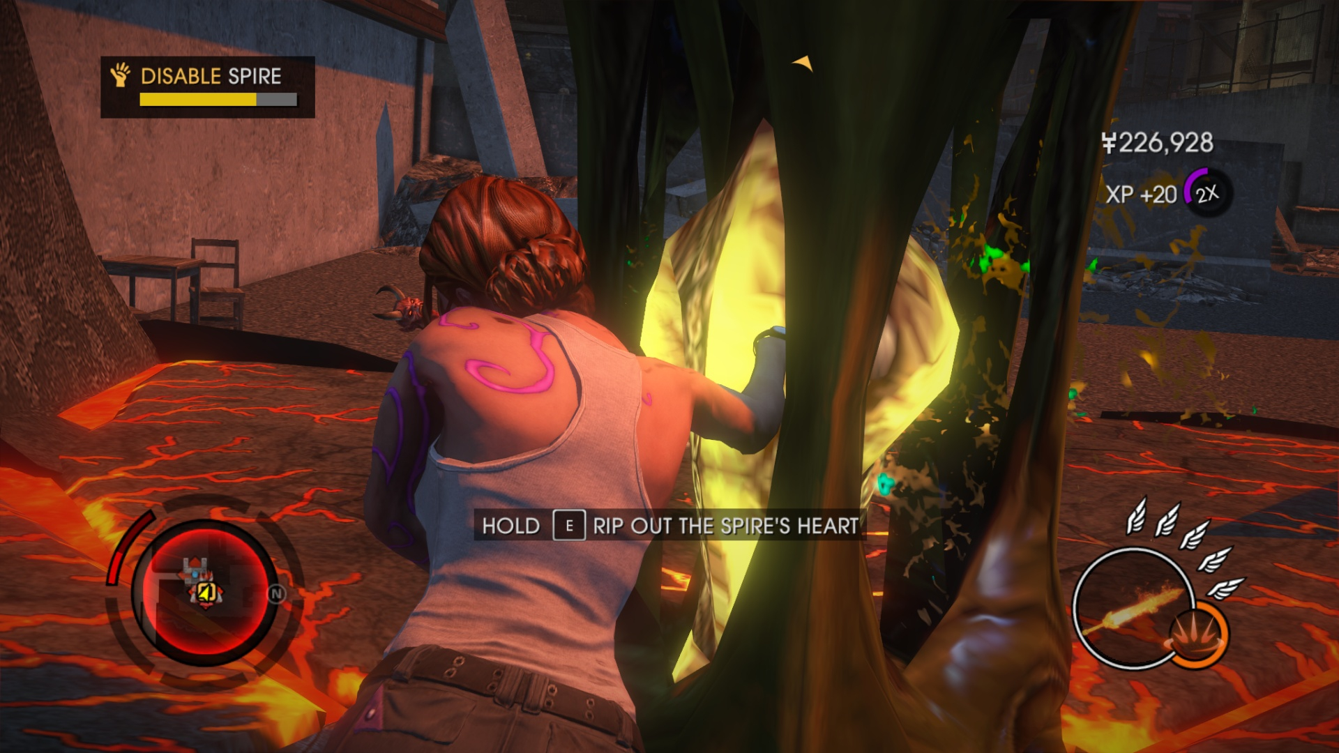 Saints Row Gat Out Of Hell Review Graphics Overclockers Club