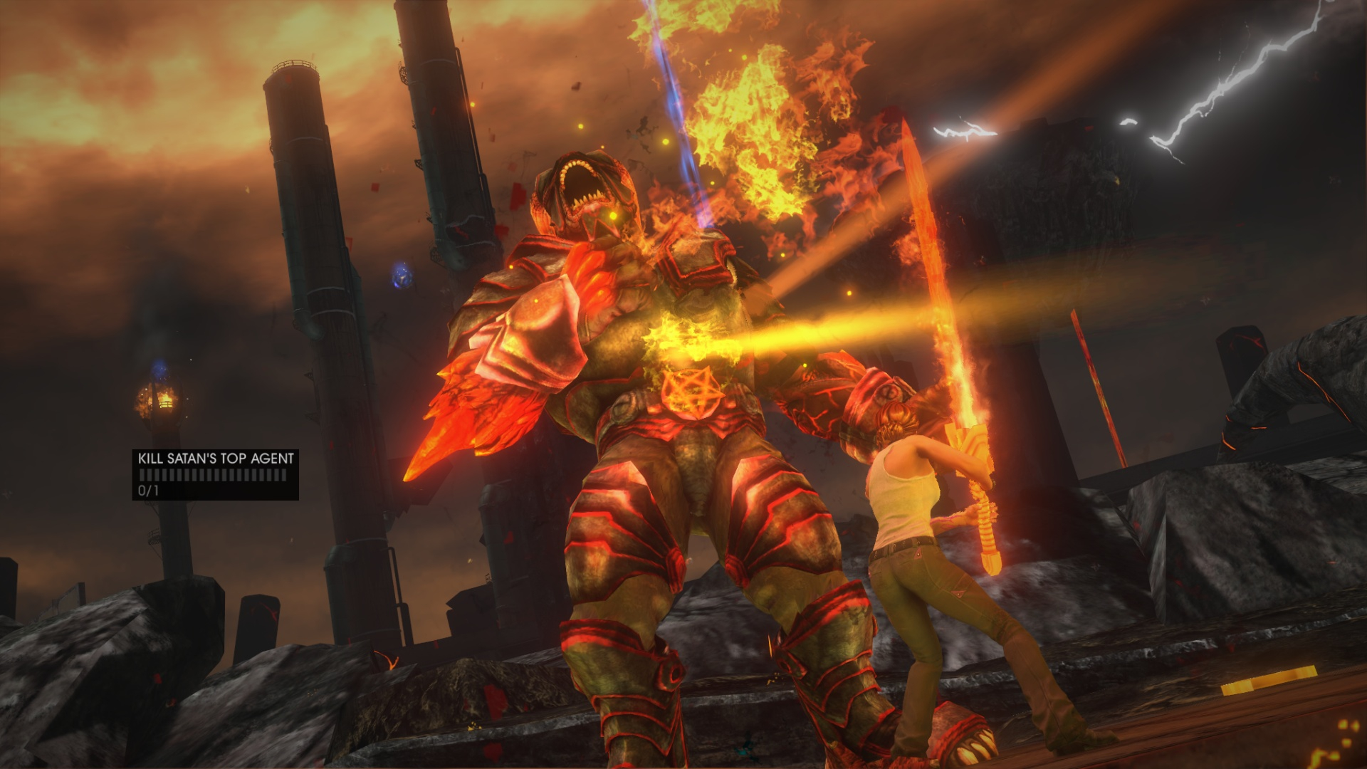 Saints Row Gat Out Of Hell Review Gameplay Overclockers Club