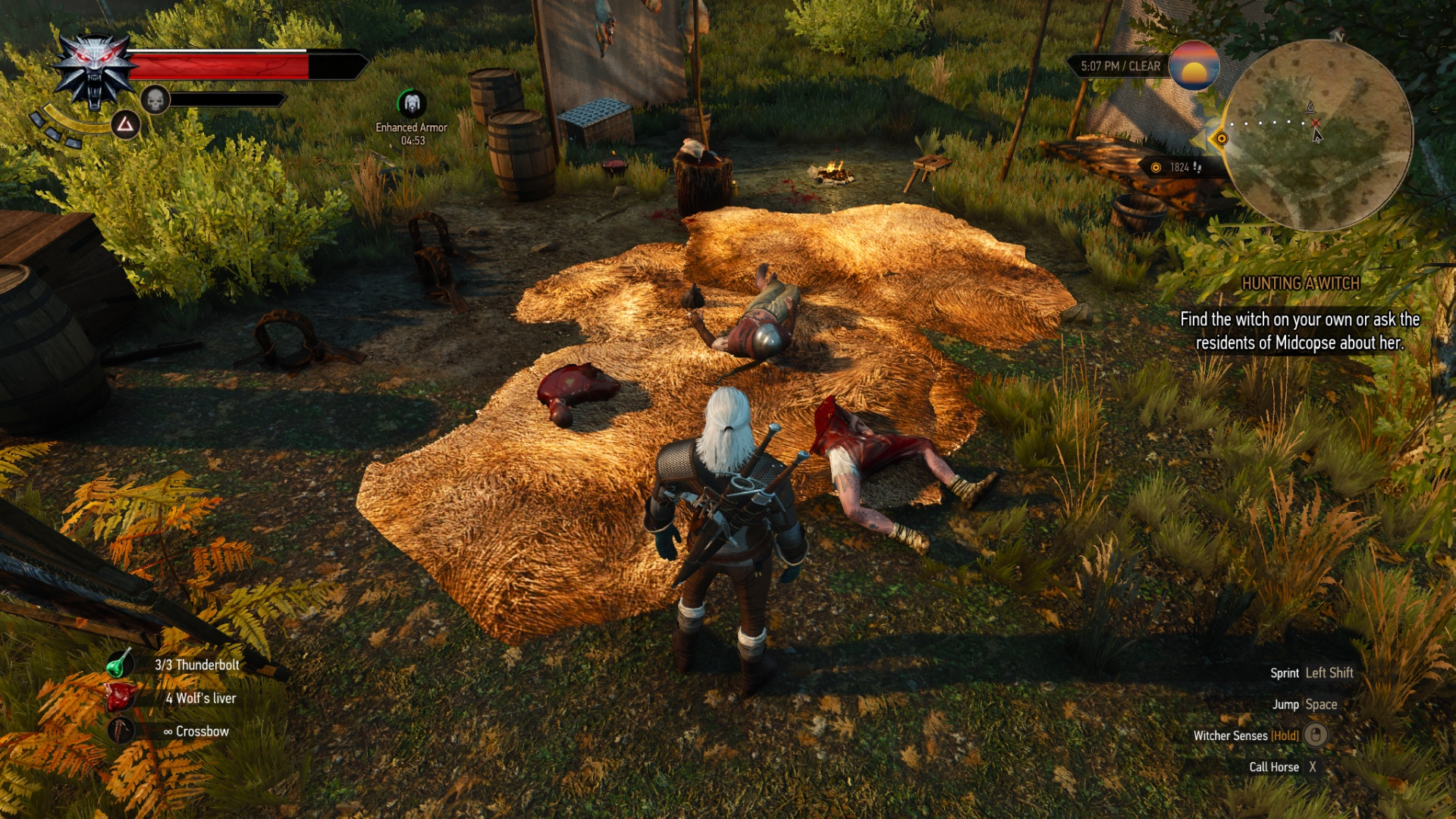 The Witcher 3: Wild Hunt Review - Overclockers Club
