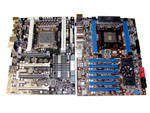 Sapphire and ECS X79 Motherboard Review