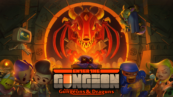 Advanced Gungeons & Draguns Expansion Released for Enter the Gungeon