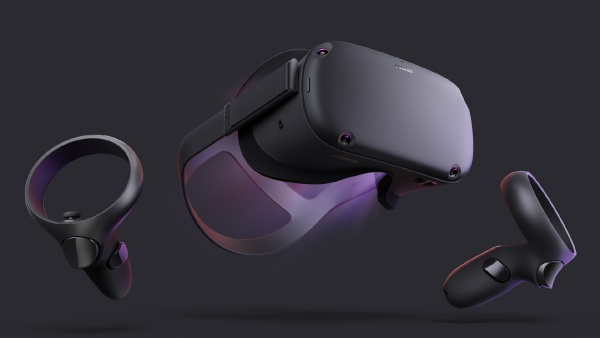 Oculus Quest All-in-One VR Gaming System Introduced