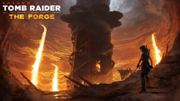 Shadow of the Tomb Raider First DLC, The Forge, Announced