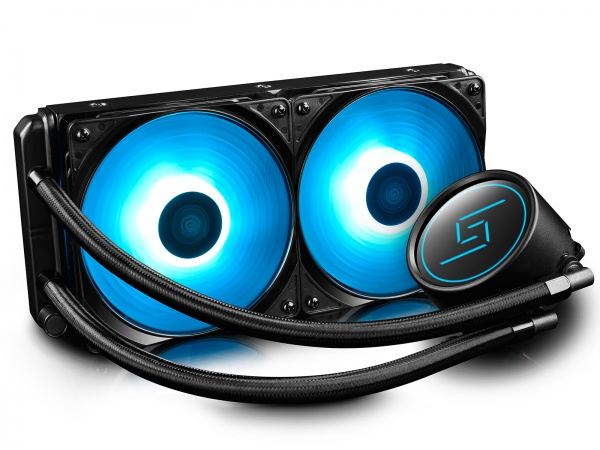 Gammaxx L240 Cooler Launched by Deepcool
