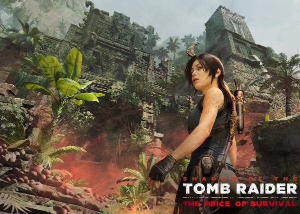 Shadow of the Tomb Raider DLC, The Price of Survival, Now Available