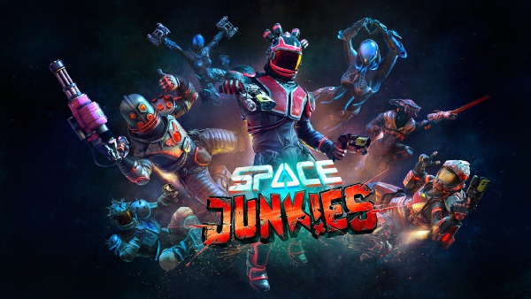 Space Junkies, Arcade VR Shooter Launching March 26
