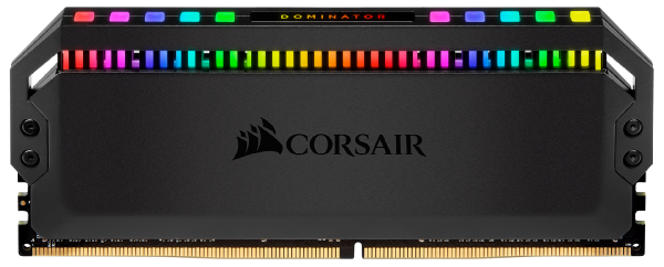 Corsair Launches Dominator Platinum RGB Memory Kits