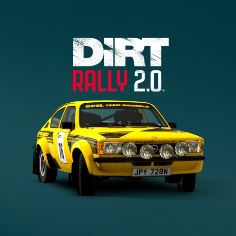 DiRT Rally 2.0 Has Released