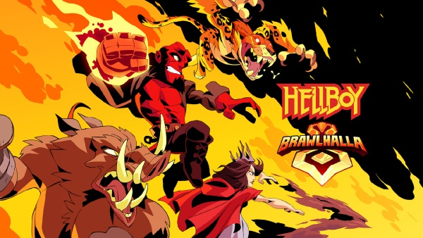 Brawlhalla Getting Hellboy-based Skins April 10
