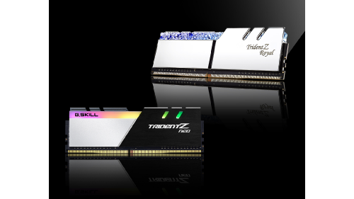 G.Skill Launching DDR4 Kits with 32 GB Modules for Up To 256 GB