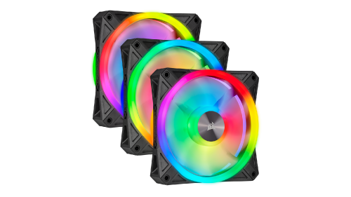 Corsair Releases iCUE QL RGB 120 mm and 140 mm Fans