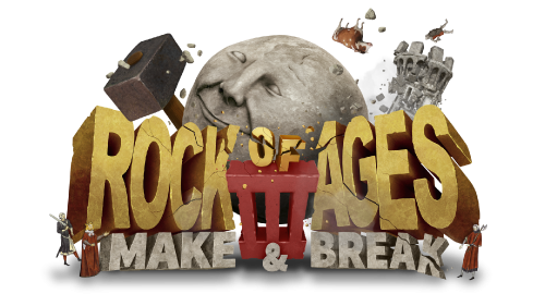 Rock of Ages 3 Closed Alpha Information Shared