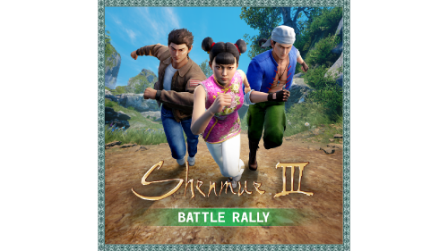 Shenmue III DLC, Battle Rally, Coming January 21