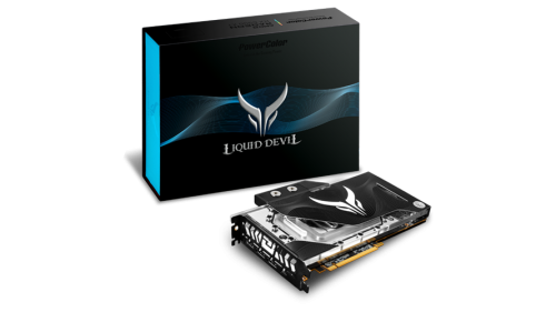 Liquid Devil AMD Radeon RX 6800XT and RX 6900XT Graphics Cards Launched by PowerColor