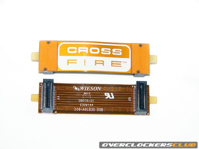 Crossfire Interconnect cable