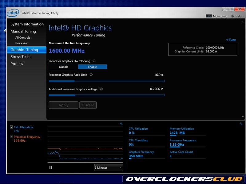 Intel 3570K HD 4000 overclocking | Tom's Hardware Forum